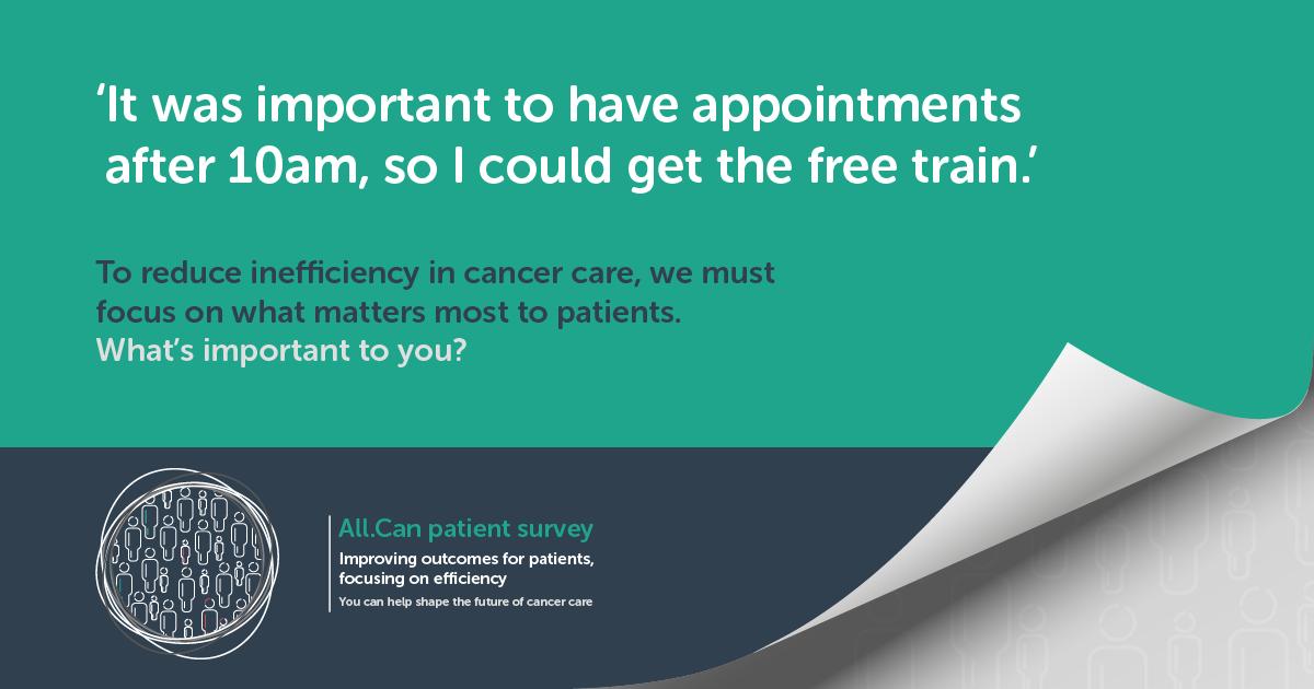 All.Can Patient Survey